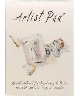 Artist Pad, A3, 170 g/m² - Bild vergrößern