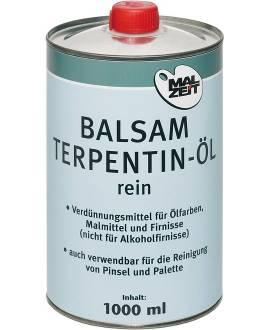 Balsam-Terpentinöl, 1 Liter - Bild vergrößern