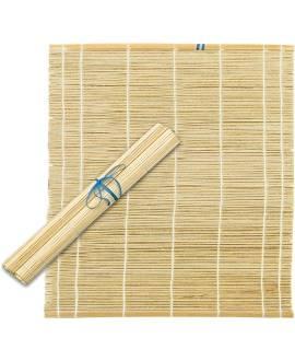 Pinselmappe aus Bambus - Bild vergrößern