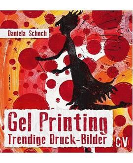 Gel Printing, Trendige Druck Bilder - Bild vergrößern