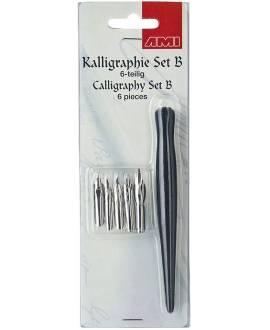 Einsteiger-Kalligrafie-Set B - Bild vergrößern