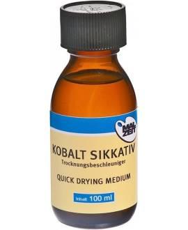 Kobalt Sikkativ, 100 ml - Bild vergrößern
