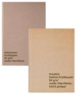 Kraftpapier, DIN A3, 90 g - Bild vergrößern
