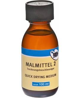 Malmittel schnelltrocknend, 100 ml - Bild vergrößern