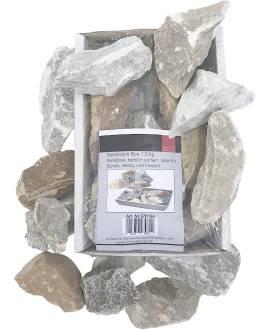 Speckstein, unsortiert, ca. 1,5 kg - Bild vergrößern