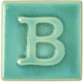 BOTZ 9342 Wasserblau, glänzend - Bild vergrößern