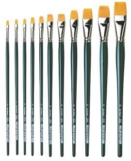 daVinci Öl-Pinsel, Einzelpinsel Serie 1870 - Bild vergrößern