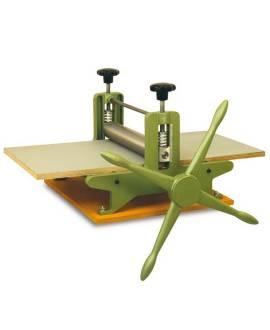 GEKO Linoldruckpresse PL 300 - Bild vergrößern