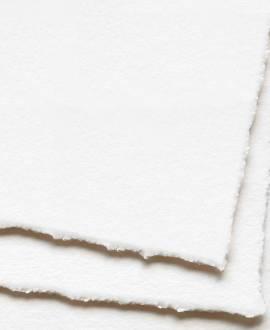 Bütten-Kupferdruckkarton, 25 Bogen, 53 x 78 cm - Bild vergrößern