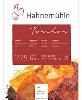 Hahnemühle - Torchon - Aquarellblock, 30 x 40 cm - Bild vergrößern