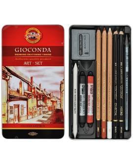 GIOCONDA Art-Set 8890 - Bild vergrößern
