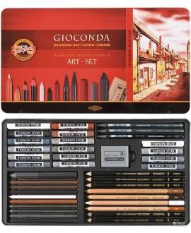 GIOCONDA Art-Set 8891 - Bild vergrößern