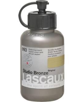 Lascaux Studio Bronze Acrylfarbe - Bild vergrößern