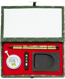 China Tusche Set, 6-teilig - Bild vergrößern