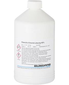 Eisen-III-Chlorid Lösung, 1 Liter - Bild vergrößern