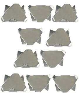 Dreispitz-Abstandhalter, 10 Stück - Bild vergrößern