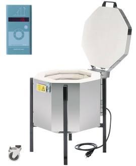 STUDIO ST 52 H, 52 Liter, bis 1.200°C - Bild vergrößern
