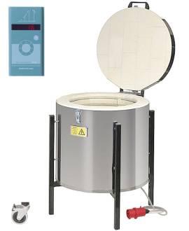 STUDIO ST 60 HD, 60 Liter, bis 1.320°C - Bild vergrößern