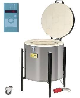 STUDIO ST 85 HD, 85 Liter, bis 1.260°C - Bild vergrößern
