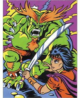 Manga Monster - Bild vergrößern