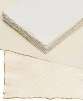 Bütten-, Zeichen- und Druckpapier, DIN A5, 100 Blatt - Bild vergrößern