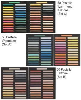 Marie's Soft Pastels, 50er Set - Bild vergrößern