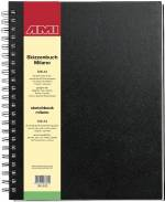 Spiral-Zeichenbuch 110 g/m², DIN A4