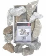 Speckstein, unsortiert, ca. 1,5 kg