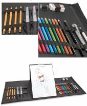 Urban Sketch Set, 25-teilig