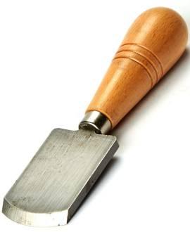 Mezzotinto-Messer - Bild vergrößern