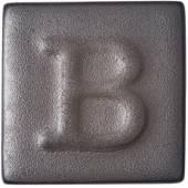 BOTZ 9580 Silberschwarz, seidenmatt