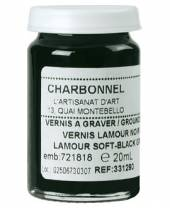 CHARBONNEL Isolierfirnis, 20 ml