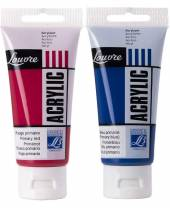 Louvre Acrylic, 200 ml Tube