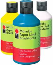 MARABU Aqua-Linoldruckfarbe, 250 ml