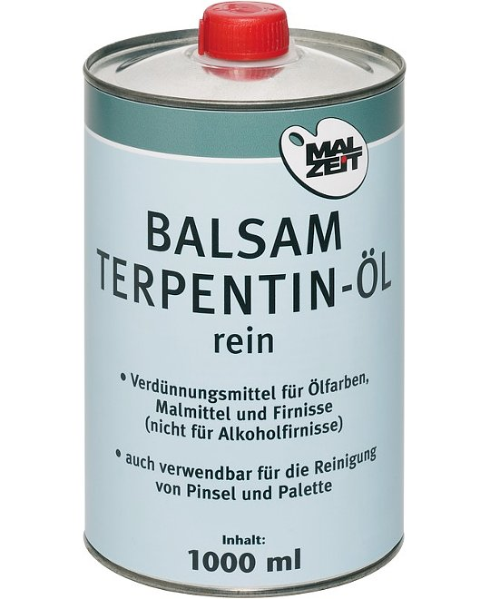 Balsam-Terpentinöl, 1 Liter
