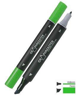Graphmaster Marker, Grüntöne