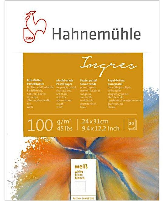 Hahnemühle - Ingres - Büttenblock, 24 x 31 cm