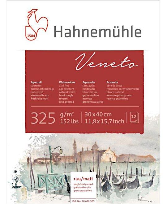 Hahnemühle - Veneto - Aquarellblock, 30 x 40 cm