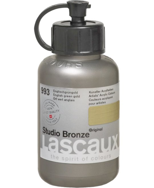 Lascaux Studio Bronze Acrylfarbe