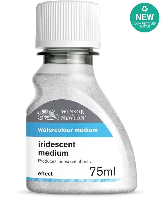 Winsor & Newton, IRIDISIERENDES MALMITTEL, 75 ml Flasche